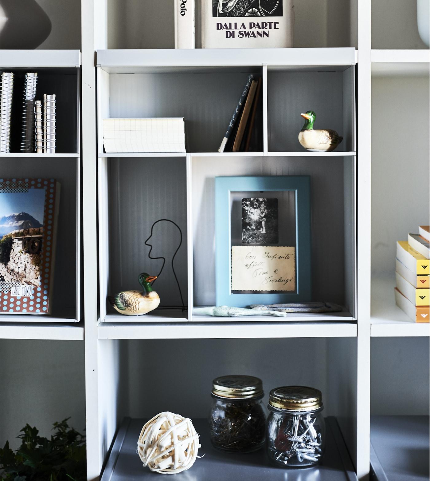 3 idee per personalizzare gli scaffali KALLAX IKEA IT