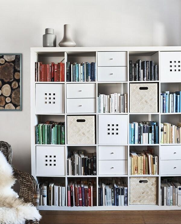 3 Idee Per Personalizzare Gli Scaffali Kallax Ikea