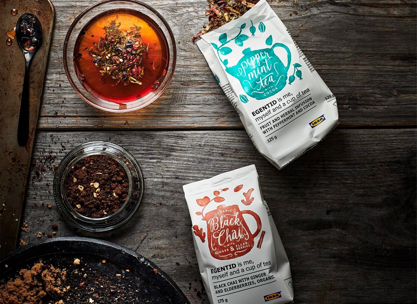 Scegliendo i nostri tè, caffè e prodotti a base di cacao certificati UTZ, contribuisci a un'agricoltura sostenibile – IKEA