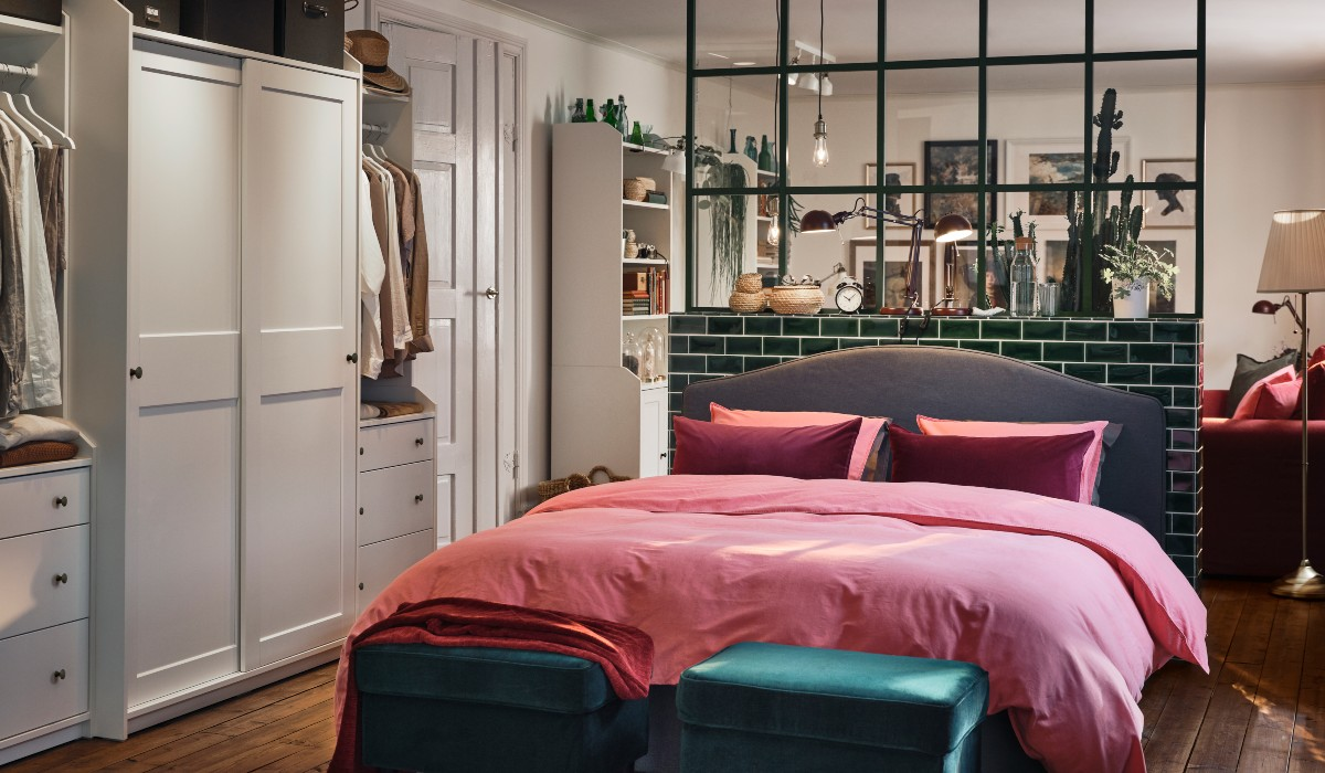 Schlafzimmermobel Einrichtung Ratgeber Inspiration Ikea Schweiz