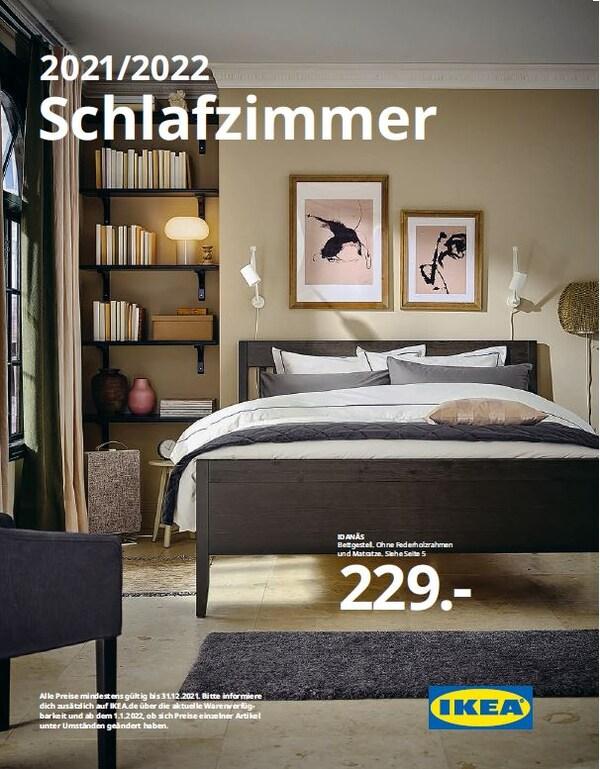 Schlafzimmerbroschüre 2022