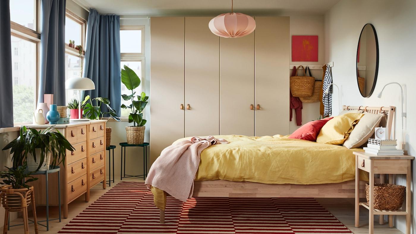 Schlafzimmerplanung