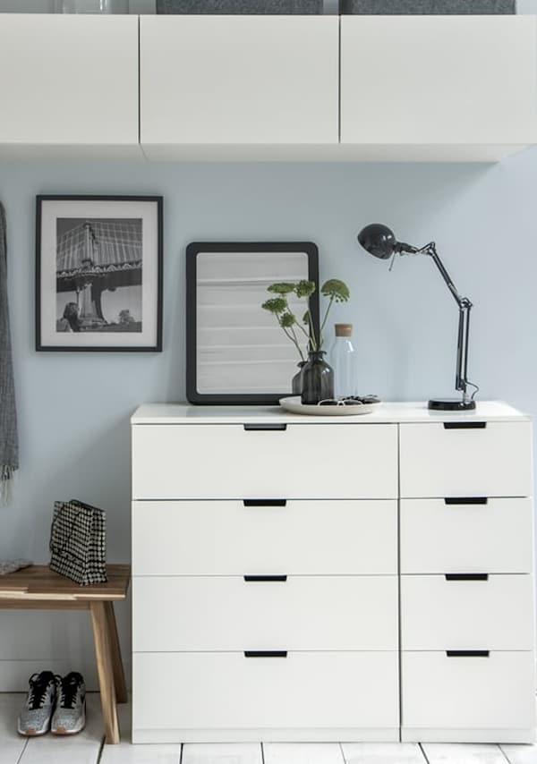 Betere Schuin dak? Maak een slaapkamer - IKEA VT-77