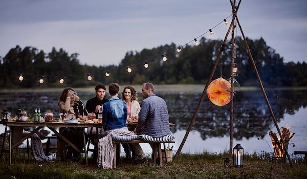 Schwedische Festessen