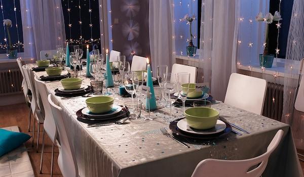 Schwedische Gerichte für Feiertage
