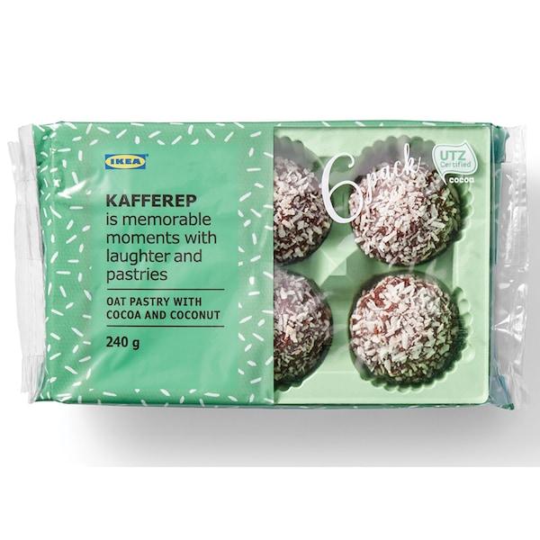 Schwedische Schokoladenkugeln (Chokladbollar)