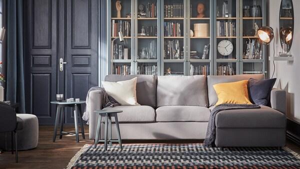 Scopri la galleria completa di idee per il soggiorno.