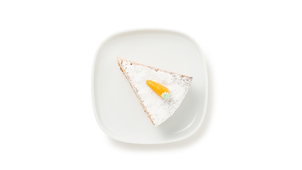 Seasonal dessert: Carrot cake