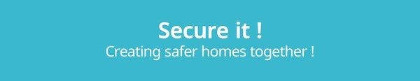 Secure it, IKEAs initiative for fixing furniture.