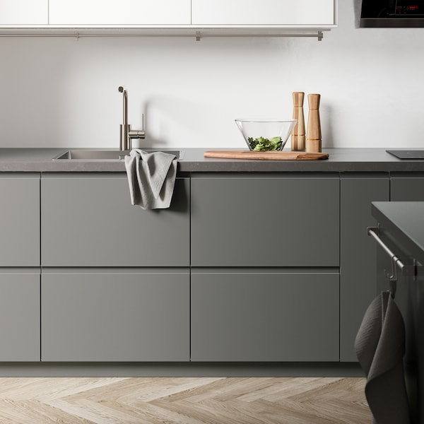 See all the options for your METOD kitchen.