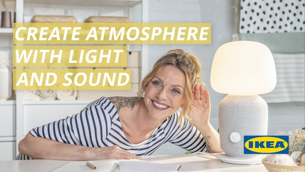 See episode: Create Atmosphere with Light and Sound.