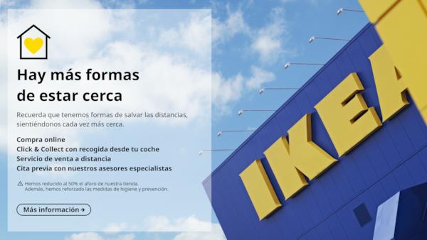 Seguridad IKEA Badalona