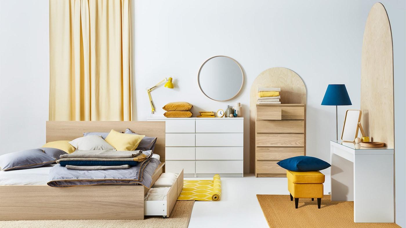Inspirasi Perabot Bilik Tidur Ikea Malaysia Ikea
