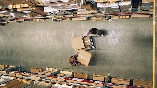 Self Serve Warehouse