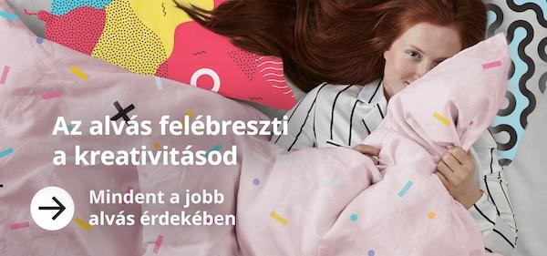 Semmivel sem pótolhatod a minőségi alvást.