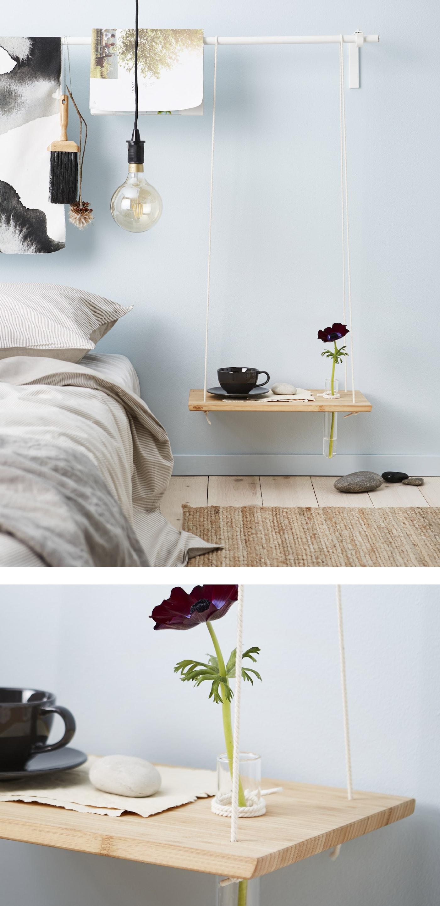 Picture of: Ideer Til At Lave Dit Eget Sengebord Ikea