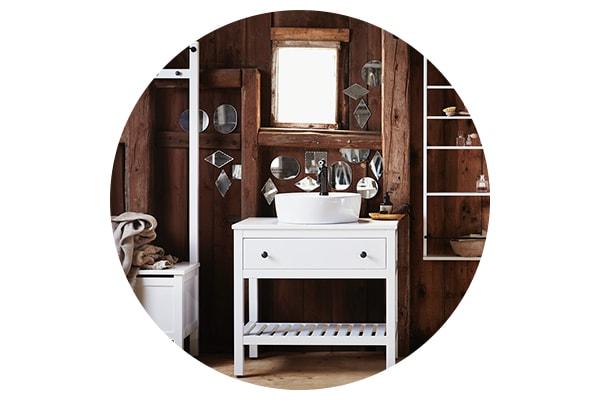 серия для мебели ванной ХЕМНЭС