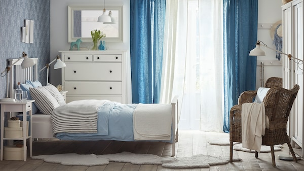 Серия для спальни ХЕМНЭС