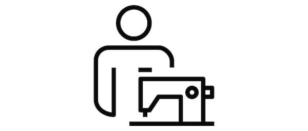 Serviciile IKEA - Serviciul de cusut
