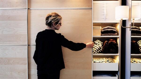 Servicios de armarios a medida