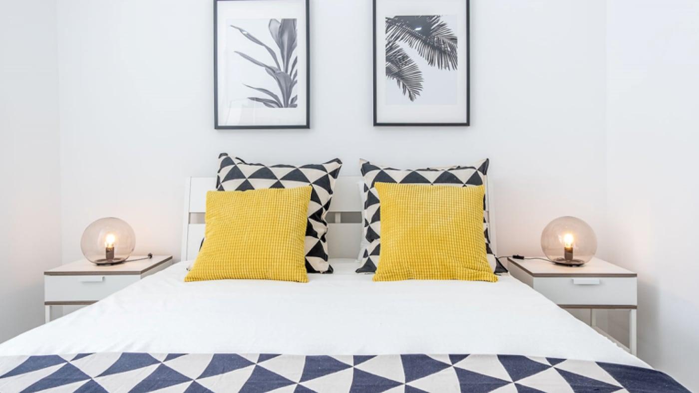Serviço de design de interiores para alojamento local