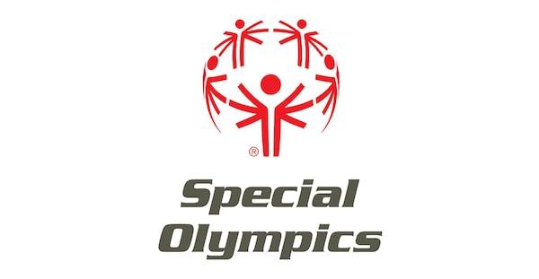 شعار الأولمبياد الخاص.