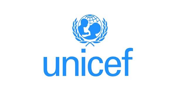 شعار اليونيسيف