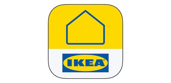 شعار أيكيا المنزل الذكي لتطبيق أيكيا المنزل الذكي.