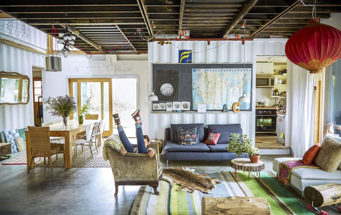 shipping container home design inspiration ideas