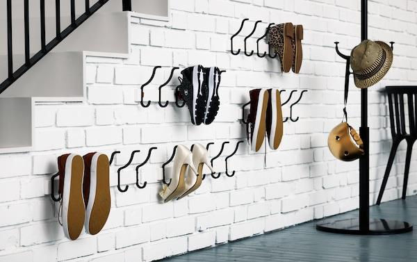 5 Shoe Storage Solutions Ikea