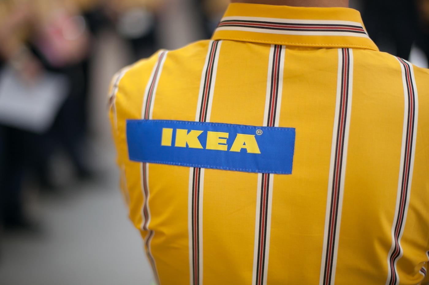 Siluettes of IKEA products