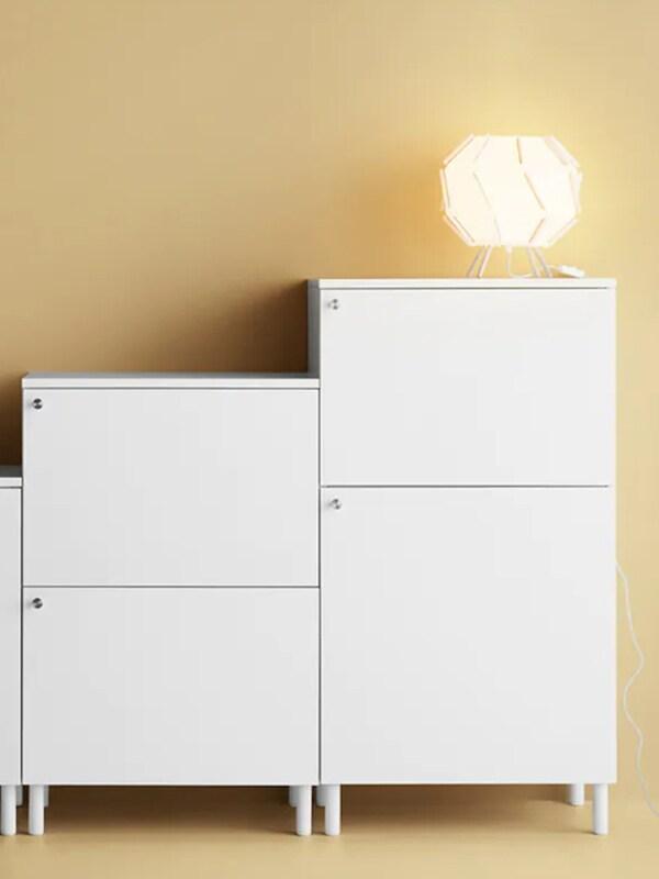 Sistemi componibili per organizzare la casa