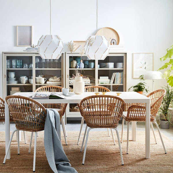 Top Ikea Dining Room Ideas Multitude 5535 Wtsenates
