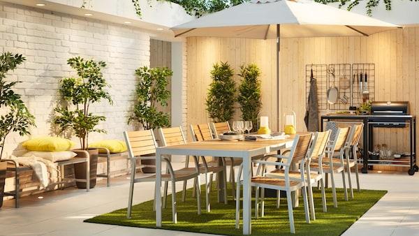Smarte ressurser Hage og uterom - IKEA ES-13