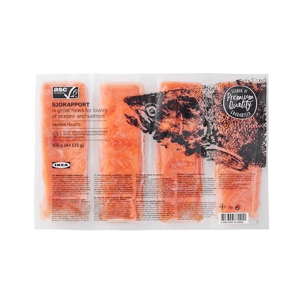 SJORAPPORT Salmon Fillet, 500g