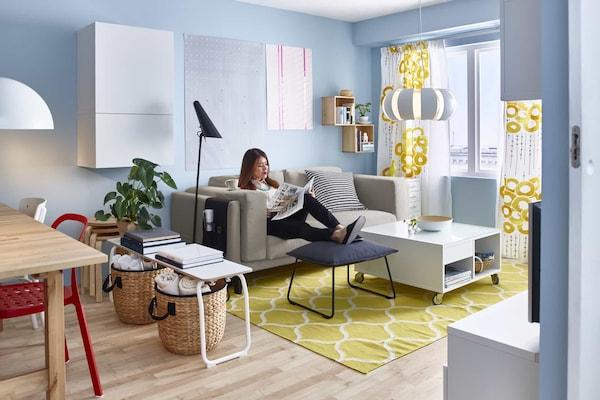 Скандинавский стиль в интерьере: идеи для дома - IKEA