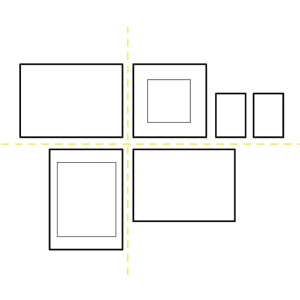 Схема коллажей 4