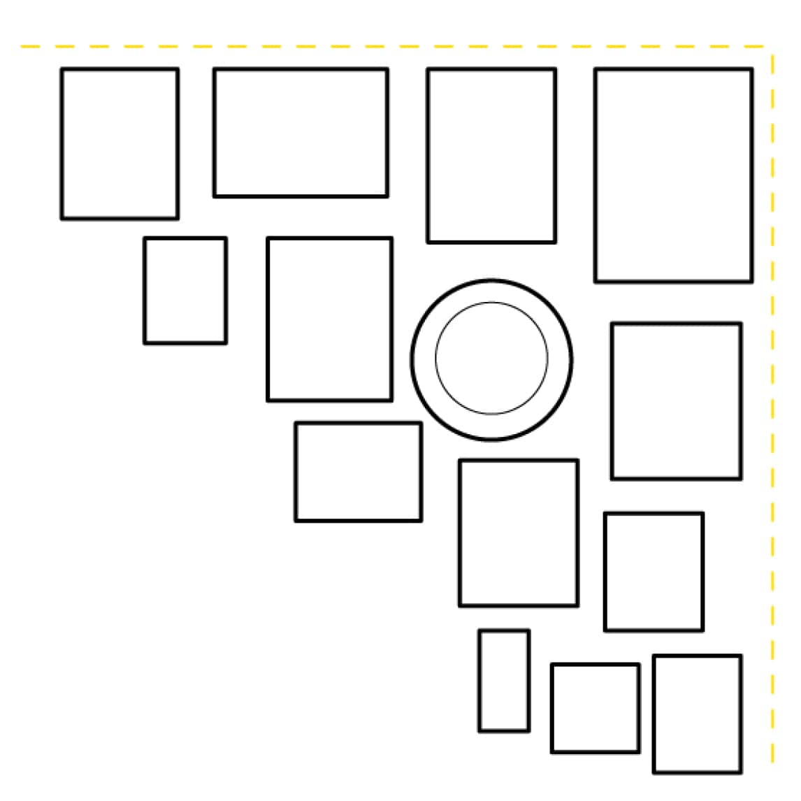 Схема коллажей