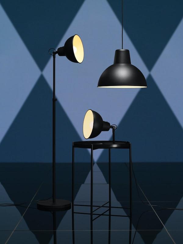 SKURUP lamps