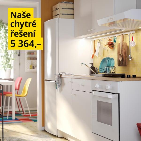 Skvělá kuchyně pro skvělé spolubydlící za 5 364 Kč.