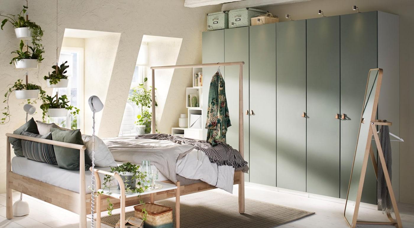 Ikea Kasten Slaapkamer : Slaapkamer ikea ikea
