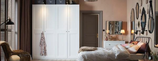 Creëer Een Ontspannen Sfeer In De Slaapkamer Ikea