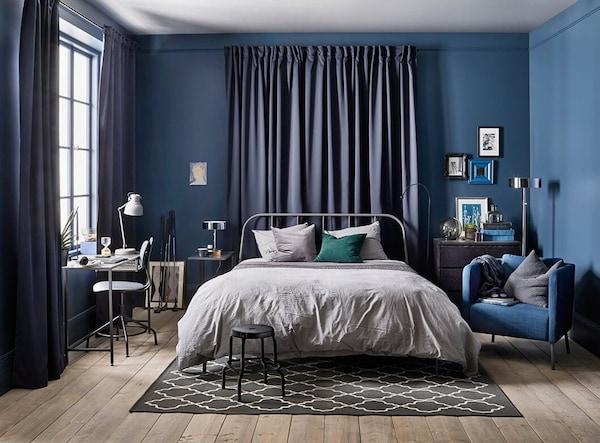 slaapkamer inrichten ieka