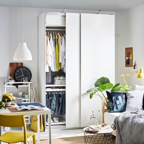 slaapkamer inrichten tips ikea