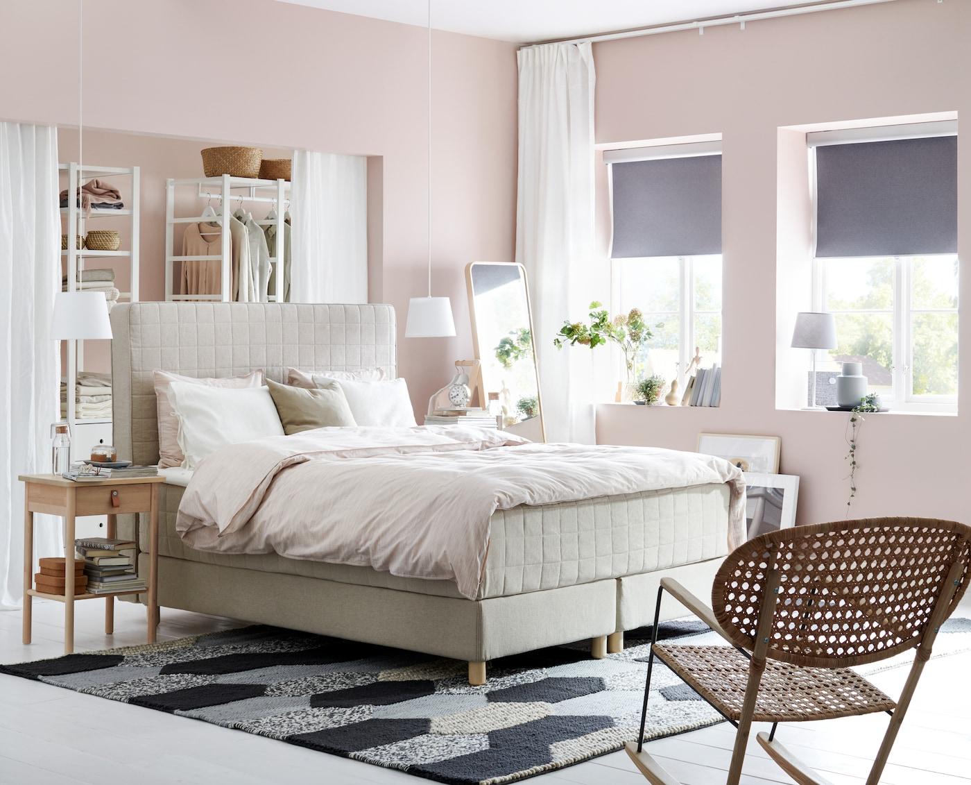 Verwonderlijk Slaapkamer inrichten? Onze ultieme tips - IKEA OI-74