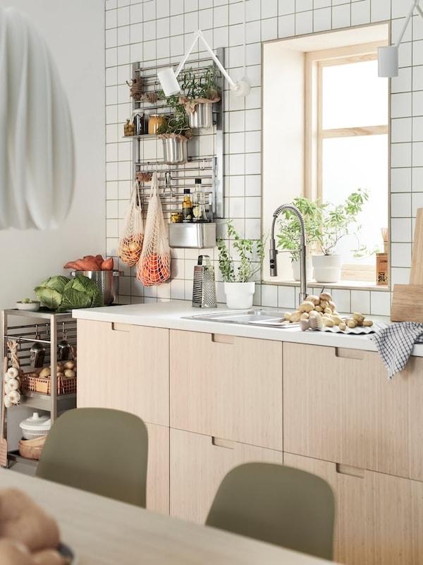 Slik gjør du kjøkkenet ditt sirkulært.
