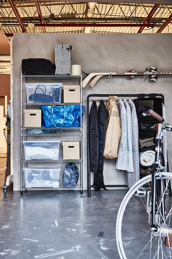 Slik lagrer du vinterutstyret ditt