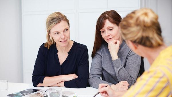 Služba bytový konzultant, plánování interiérů