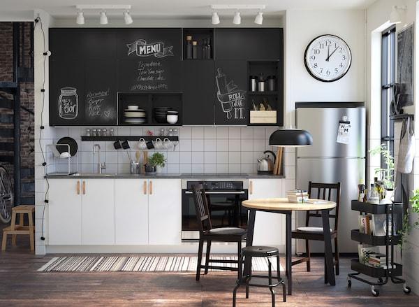 The kitchen that invites creativity - IKEA