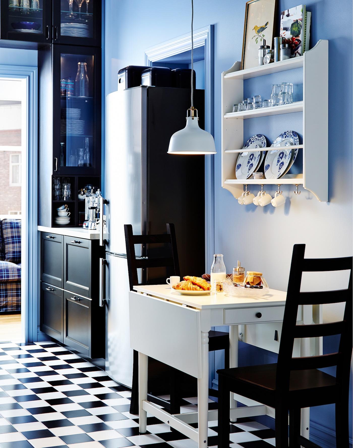 small space ikea kitchen